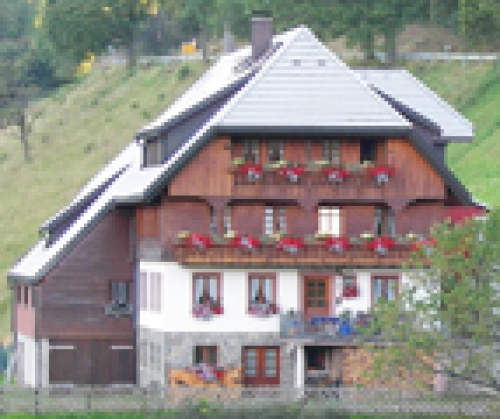 Foto von Bauernhof/Wiesental