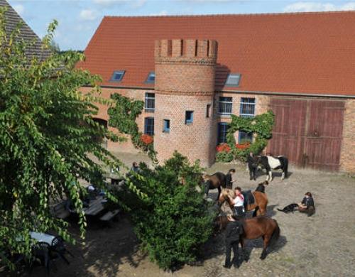 Foto von Bauernhof/Fläming