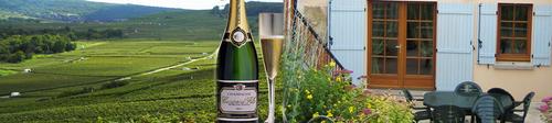 Gite du Champagne Couvent Fils