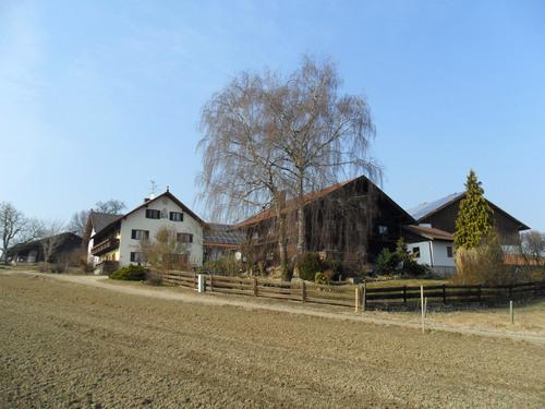 Foto von Bauernhof/Niederbayern zw Donau und Inn