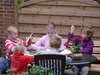 Urlaub auf dem Bauernhof mit vielen Kindern