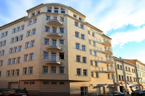 Innenstadt Prag