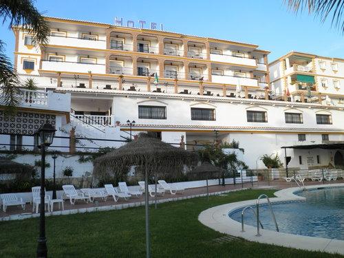 Foto von Hotel/Malaga und Umgebung