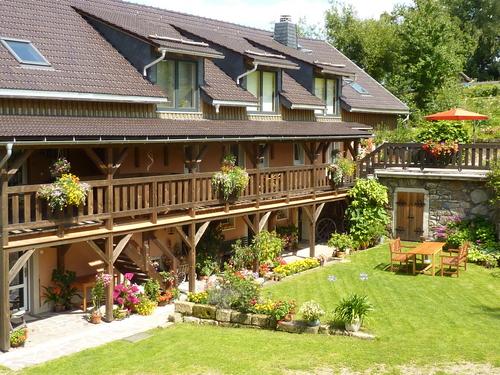 Foto von Bauernhof/Sächsische Schweiz - Elbsandsteingebirge