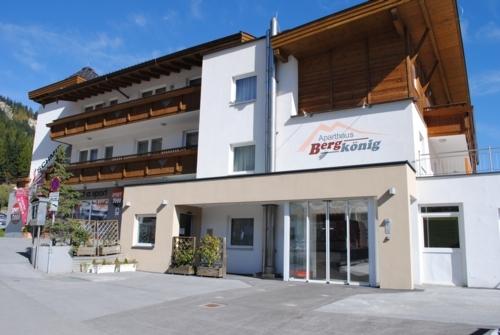 Aparthaus Bergkönig
