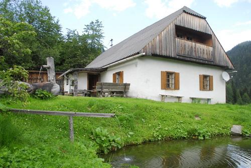 Selbstversorgerhaus Kochhube