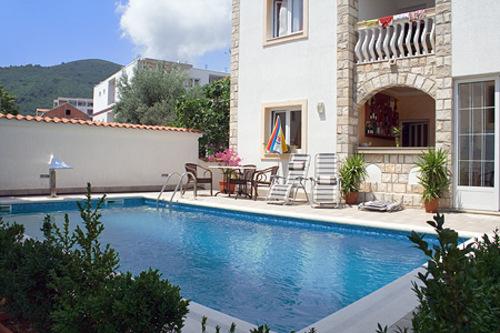 Foto von Hotel/Budva und Umgebung