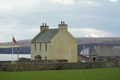 The quoy of houton