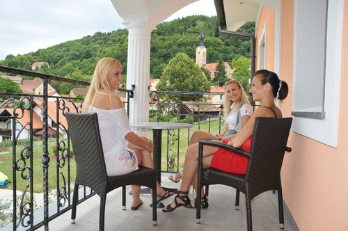 Foto von Bio-Ferienwohnung/Brežice Bizeljsko catež