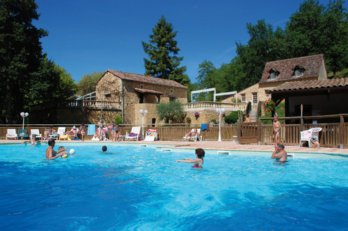 Foto von Campingplatz/Dordogne