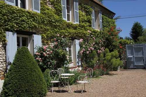 Foto von Bed and Breakfast/Normandie