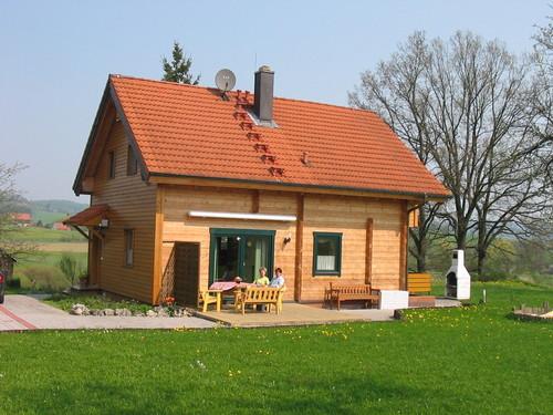 Bio-Ferienwohnung in Ahorntal
