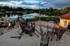 Unser Erlebnisspielplatz für kleine und grosse Piraten... - Ferienhaus , Parey-Elbe