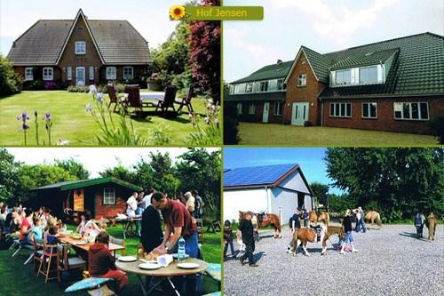 Urlaub auf dem Bauernhof an der Nordsee - Urlaub, Nordseeküste Schleswig-Holstein