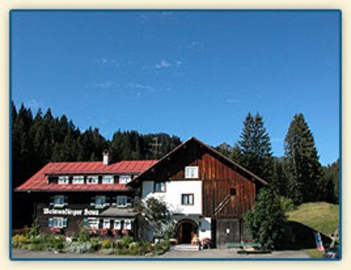 Gästehaus Hirschegg (Kleinwalsertal)