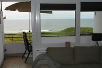 Strandwohnung mit Meerblick