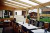 Terrasse mit Sitzbereich - Ferienwohnung, Kelheim
