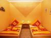 Schlafbereich mit Einzelbetten - Ferienwohnung, Bayern