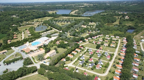 Camping Village de la Guyonnière *****