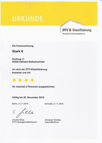Klassifizierung DTV - Bauernhof , Kelheim