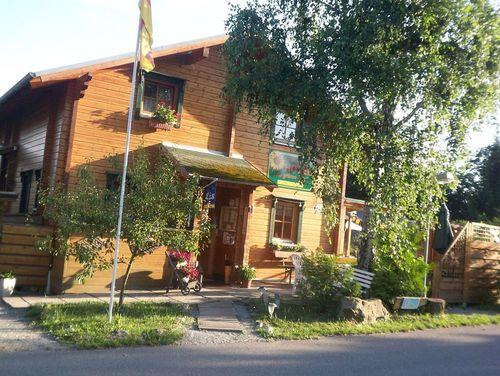 Ferienhaushotel Zur Grünen Oase