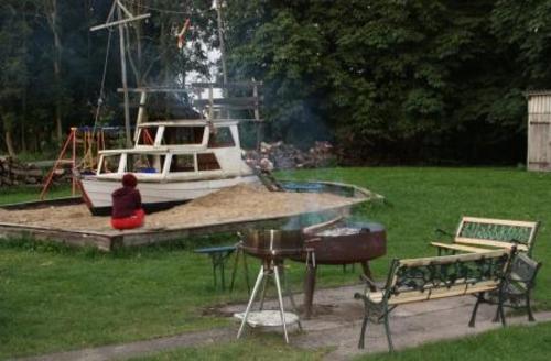 Spielplatz - Bauernhof, Rügen, Insel