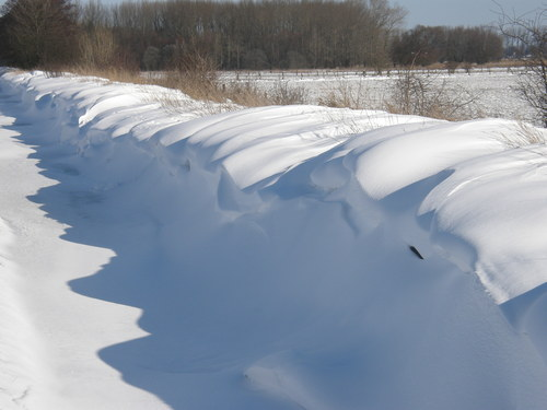 Winter an der Ostseeküste