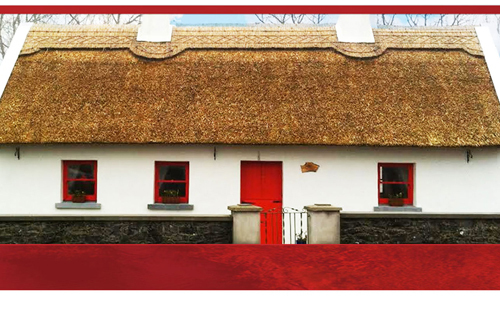 Thatch Cottage for Rent