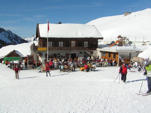 Berggasthaus Tannibüel