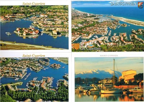 Südfrankreich St. Cyprien