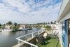 Villa Lisdodde 4 am Wasser, Workum, Friesland.