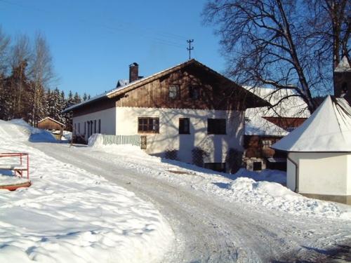 Urlaub auf dem Bauernhof im Winter im im Bayerischen Wald - Urlaub, Bayerischer Wald