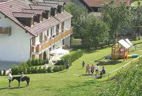 Bauernhof in Büchlberg
