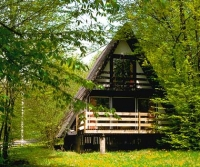 Feriendorf für Groß und Klein Wildpark
