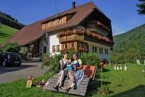 Behindertengerechte Ferienwohnung - Bauernhof , Simonswald