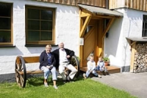 Bauernhofurlaub auf dem Wiesenberghof im Sauerland - Ferienwohnung, Hessen