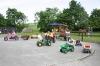 Bauernhof mit Spielplatz, Spiel- und Aufenthaltsraum, Spielscheune, Trampolin, Go-Karts, Riesensandkasten, Trampelfahrzeuge, Tischtennis. - Ferienwohnung , Sauerland