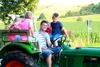Traktorfahrten für Kinder in Diemelsee