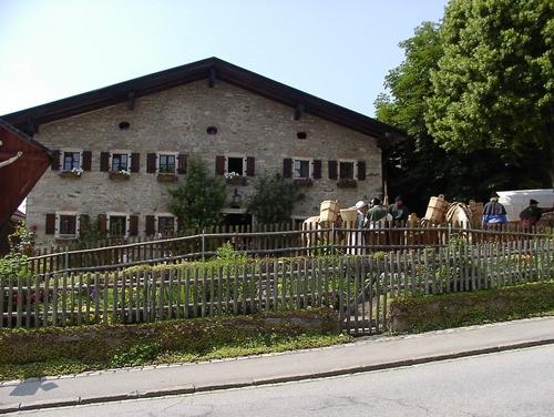 Gästehaus in Mauth