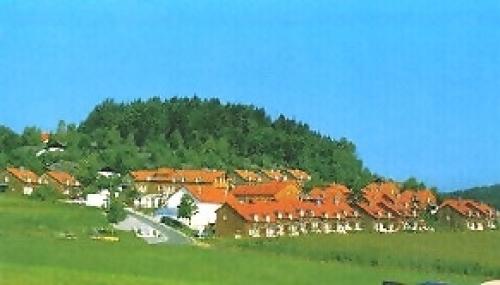 Feriendorf in Zandt