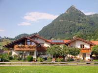 Ferienwohnung im Allgäu Sonthofen-Burgberg Nähe Oberstdorf Haus Josefa Typ 2