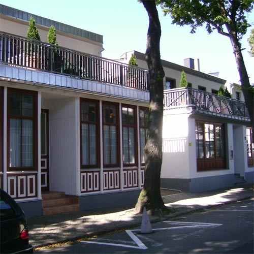 Appartementhaus Hubert