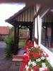 Eingang zu 2 Ferienwohnungen - Bauernhof, Edersee