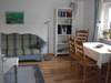 Wohnraum, Essplatz u. TV