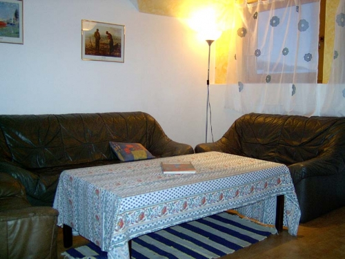 Wohnbereich - Ferienwohnung, Hunsrück