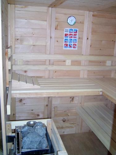 Saunabereich von der Ferienwohnung Belfina im Hunsrück  - Ferienwohnung, Rheinland-Pfalz