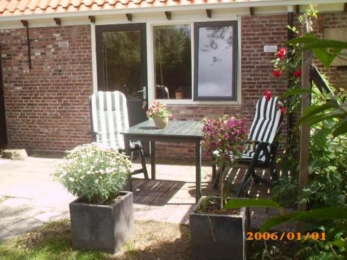 2 pers apartment Feenstra