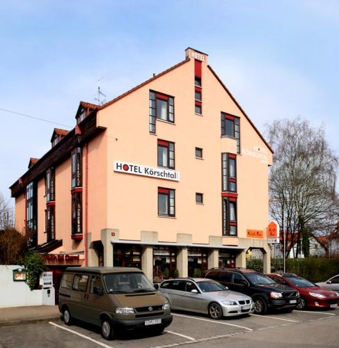 Foto von Hotel Garni/Stuttgart und Umgebung