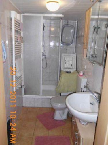 Duschbad WC - Ferienhaus , Huy-Neinstedt