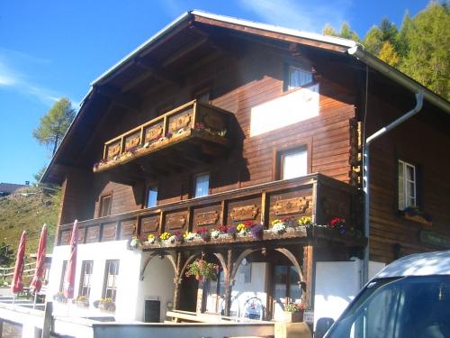 Alpengasthof Hochtristenhaus